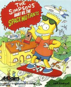The Simpsons: Bart vs. the Space Mutants per Amiga
