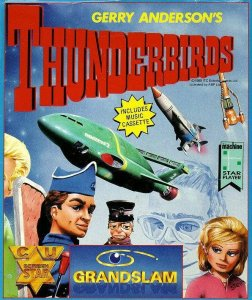 Thunderbirds per Amiga