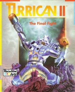 Turrican 2 per Amiga