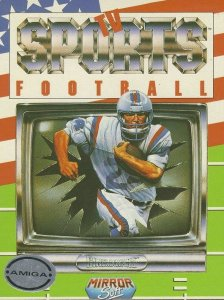 TV Sports: Football per Amiga