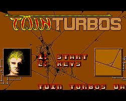 Twin Turbos per Amiga