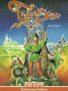 TwinWorld - Land of Vision per Amiga