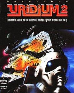 Uridium 2 per Amiga