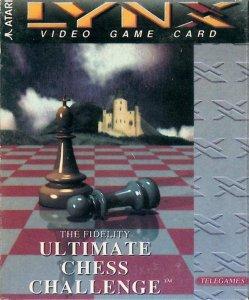 Fidelity Ultimate Chess Challenge per Atari Lynx