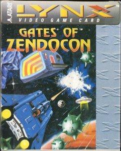 Gates of Zendocon per Atari Lynx