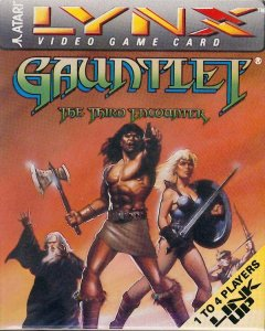 Gauntlet: The Third Encounter per Atari Lynx