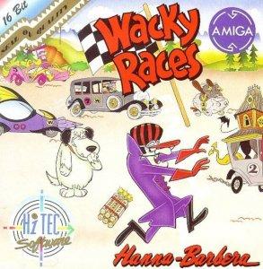 Wacky Races per Amiga