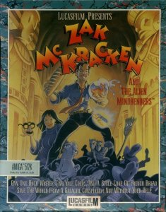 Zak McKracken And The Alien Mindbenders per Amiga