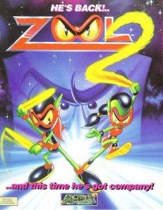 Zool 2 per Amiga