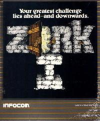 Zork: The Great Underground Empire per Amiga