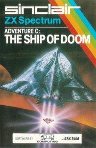 Adventure C: Ship of Doom per Amstrad CPC