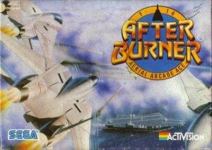 Afterburner per Amstrad CPC