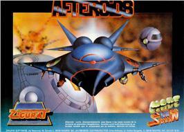 Afteroids per Amstrad CPC