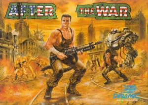 After The War per Amstrad CPC