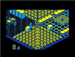 A.L.C.O.N. per Amstrad CPC