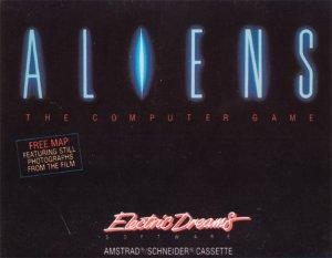 Aliens per Amstrad CPC