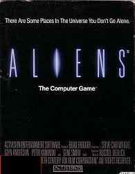 Aliens: The Computer Game per Amstrad CPC