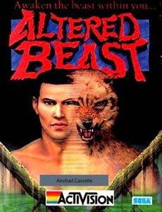 Altered Beast per Amstrad CPC