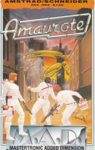 Amaurote per Amstrad CPC