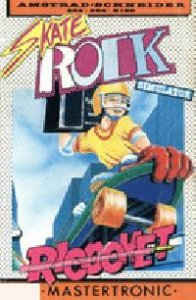 Arcade SkateRock per Amstrad CPC