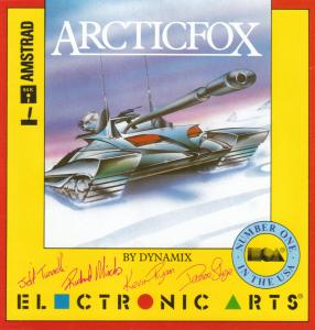 Arcticfox per Amstrad CPC