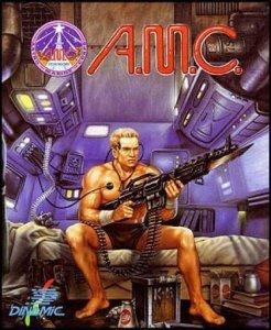 Astro Marine Corps per Amstrad CPC
