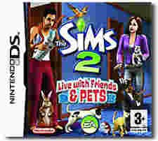 The Sims 2: Live With Friends & Pets per Nintendo DS
