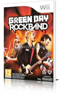 Green Day: Rock Band per Nintendo Wii