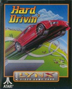 Hard Drivin' per Atari Lynx