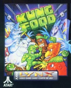 Kung Food per Atari Lynx