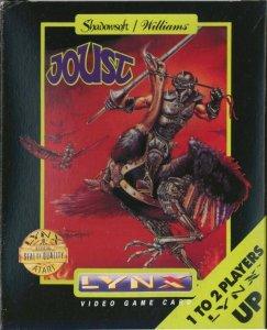 Joust per Atari Lynx
