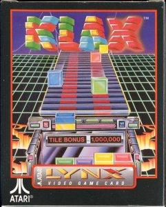 Klax per Atari Lynx
