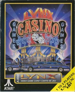 Lynx Casino per Atari Lynx