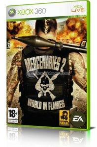 Mercenaries 2: Inferno di Fuoco per Xbox 360