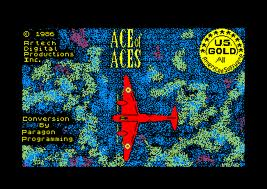 Ace of Aces per Amstrad CPC
