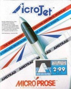 Acrojet per Amstrad CPC