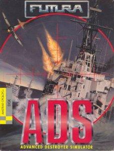 ADS - Advanced Destroyer Simulator per Amstrad CPC