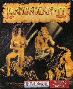 Barbarian 2 per Amstrad CPC
