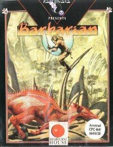 Barbarian per Amstrad CPC