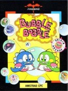 Bubble Bobble per Amstrad CPC