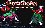 Budokan: The Martial Spirit per Amstrad CPC