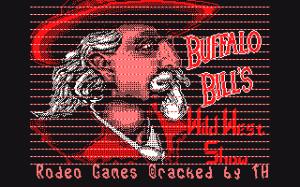 Buffalo Bill's Wild West Show per Amstrad CPC