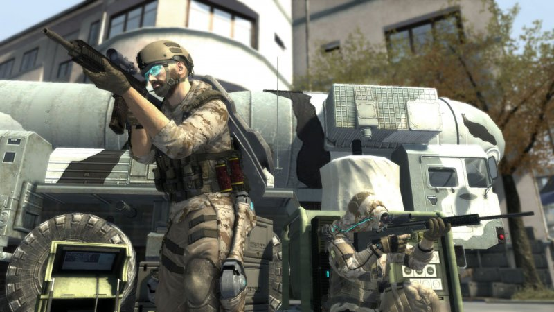 E3 2011: Tom Clancy's Ghost Recon Online