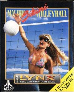 Malibu Beach Volleyball per Atari Lynx