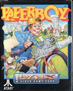 Paperboy per Atari Lynx