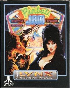 Pinball Jam per Atari Lynx