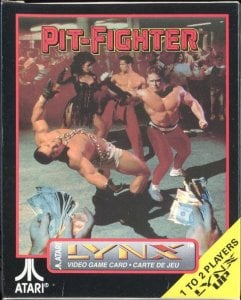Pit-Fighter per Atari Lynx