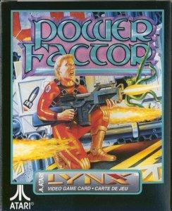 Power Factor per Atari Lynx