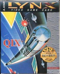 Qix per Atari Lynx