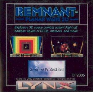 Remnant per Atari Lynx